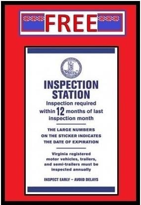 ******FREE VA INSPECTION******
