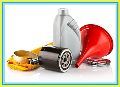 $10.00 OFF Any Oil & Filter Change