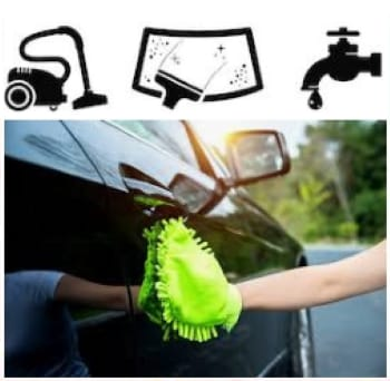 $25.00 Off Any Full Detail Includes Wash,Wax,Vacuum, Windows, Tires