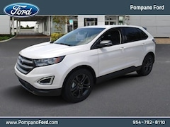 2018 Ford Edge SEL SUV Front-wheel Drive