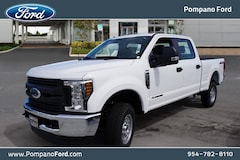 2018 Ford Super Duty F-250 SRW XL XL 4WD Crew Cab 8 Box