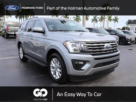 2021 Ford Expedition XLT SUV 4x2