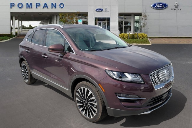 2019 Lincoln MKC Black Label: Specs, Equipment >> New 2019 Lincoln Mkc For Sale At Pompano Ford Vin