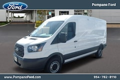 2018 Ford Transit-350 Base w/Sliding Pass-Side Cargo Door Van Medium Roof Cargo Van Cargo Van Rear-wheel Drive