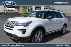 2019 Ford Explorer XLT SUV Front-wheel Drive