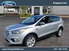 2018 Ford Escape SE SUV 4x4