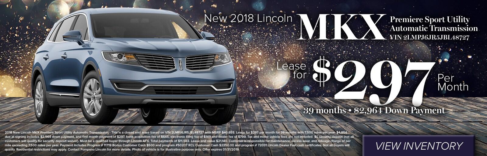 Pompano Lincoln New Lincoln Dealership In Pompano Beach Fl 33064