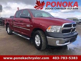 2014 Ram 1500 ST / Crew Cab / 5.7L, Seating for 6 Truck Crew Cab