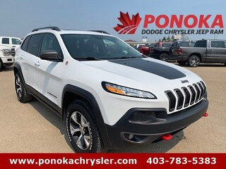 2015 Jeep Cherokee Trailhawk, Backup Camera, ACCIDENT FREE, LOW KM SUV