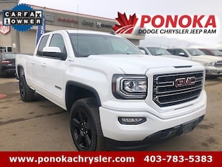 2018 GMC Sierra 1500 Back-Up Camera, Remote Start, Keyless Entry Truck Double Cab