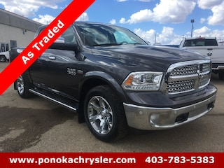 2017 Ram 1500 Laramie, Remote Start, NAV, One Owner Truck Crew Cab