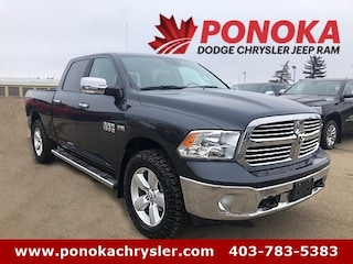 2017 Ram 1500 Big Horn, Accident Free, One Owner Truck Crew Cab