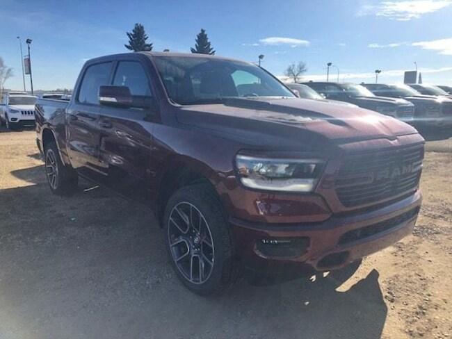 2019 Ram All-New 1500 Sport Truck Crew Cab