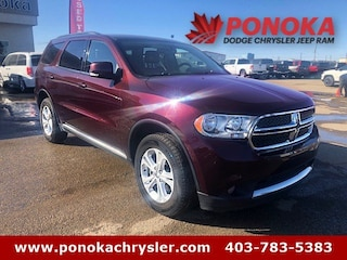 2012 Dodge Durango Crew Plus SUV