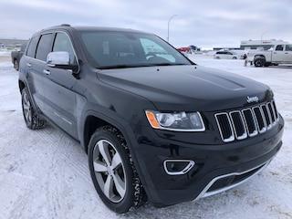 2015 Jeep Grand Cherokee Limited | Heated 1st & 2nd Row SUV