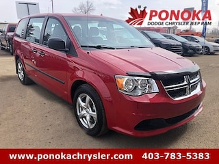 2013 Dodge Grand Caravan SE, ONE OWNER, 7 PASSENGER, AIR CONDITIONING, CRUI Van