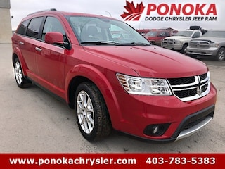 2015 Dodge Journey R/T, Heated Steering Wheel & Front Seats, Accident SUV