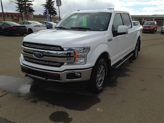 2018 Ford F-150 Lariat Truck SuperCrew Cab [YZ, XL6, E, G, 44G, 153, 47R, 99P, 693, 188, 67T, 500A, 63T, T8C] SuperCrew Cab I4 Ecoboost Engine
