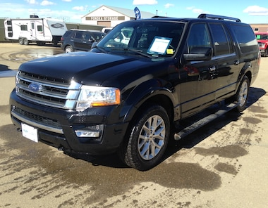 2017 Ford Expedition MAX Limited SUV [301A] GTDI V6 Engine