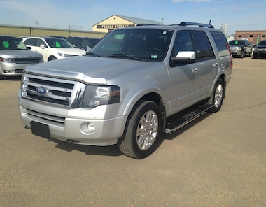 2012 Ford Expedition Limited SUV [301A] 3V SOHC V8 Engine