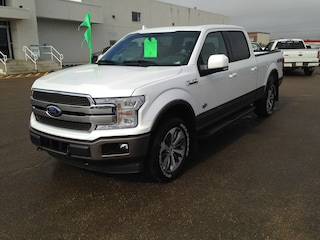 2019 Ford F-150 King Ranch Truck SuperCrew Cab [XL9, 44G, 50C, J, K, D1, 153, 47R, 693, UG, 68T, 601A, 994, 43V, 954] SuperCrew Cab V6 Ecoboost Engine
