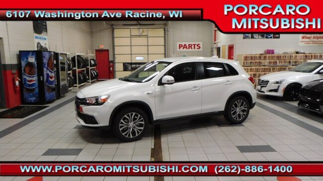 New 2018 Mitsubishi Outlander Sport 2.0 ES CUV For Sale/Lease Racine, WI