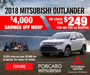 Mitsubishi Lease Specials & Offers in Racine, WI
