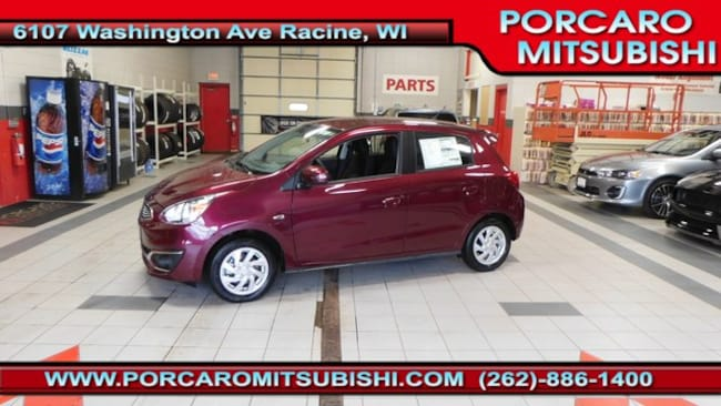 New 2019 Mitsubishi Mirage SE Hatchback For Sale/Lease Racine, WI