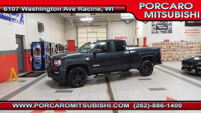 Used 2017 GMC Sierra 1500 Truck Double Cab For Sale Racine, WI