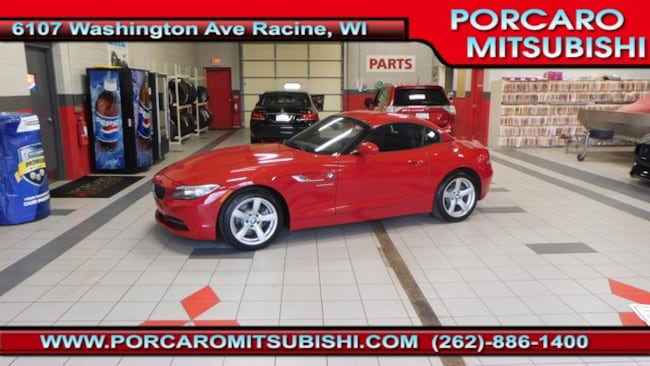 Used 2015 BMW Z4 sDrive28i Convertible For Sale Racine, WI