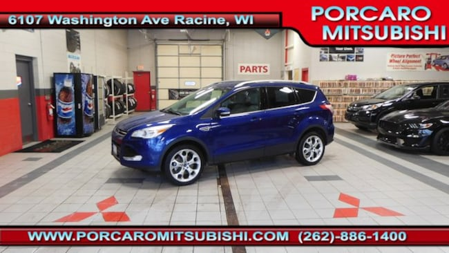 Used 2016 Ford Escape Titanium SUV For Sale Racine, WI
