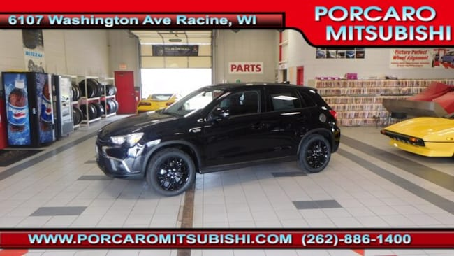 New 2019 Mitsubishi Outlander Sport 2.0 LE CUV For Sale/Lease Racine, WI