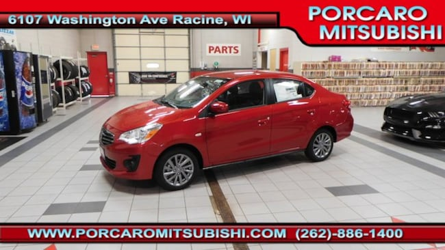 New 2019 Mitsubishi Mirage G4 ES Sedan For Sale/Lease Racine, WI