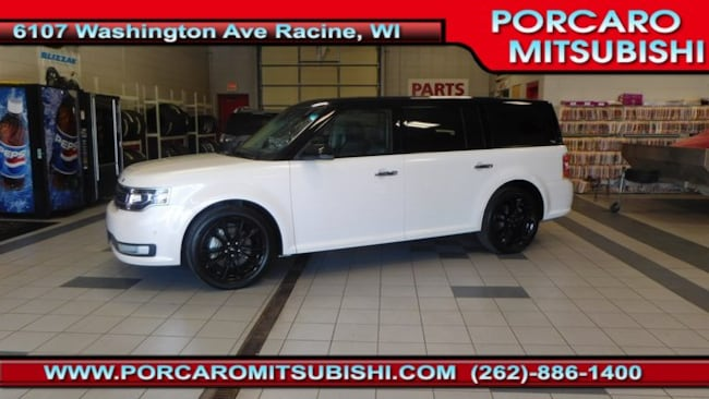 Used 2018 Ford Flex Limited w/EcoBoost SUV For Sale Racine, WI
