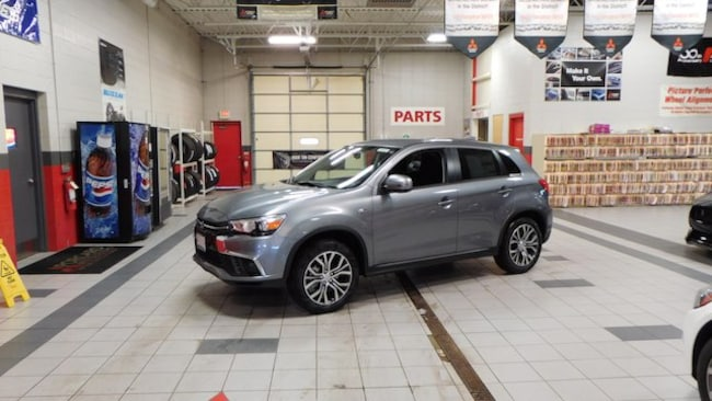 New 2019 Mitsubishi Outlander Sport 2.0 SE SUV For Sale/Lease Racine, WI