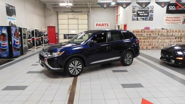 New 2019 Mitsubishi Outlander ES CUV For Sale/Lease Racine, WI