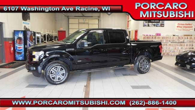 Used 2016 Ford F-150 Truck SuperCrew Cab For Sale Racine, WI