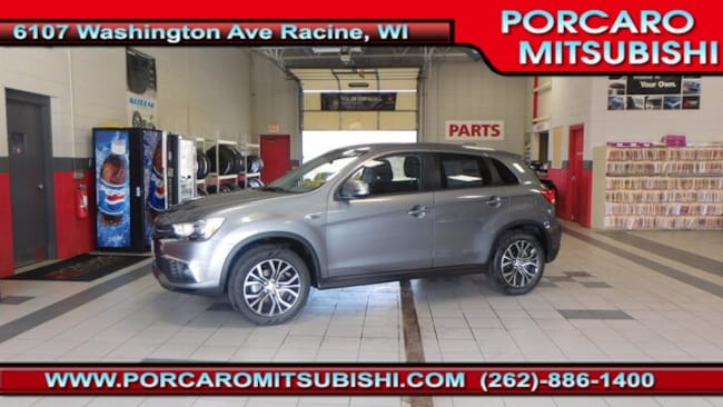 New 2019 Mitsubishi Outlander Sport 2.0 ES CUV For Sale/Lease Racine, WI