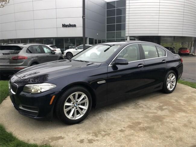 2014 BMW 5 Series 528i Xdrive Sedan