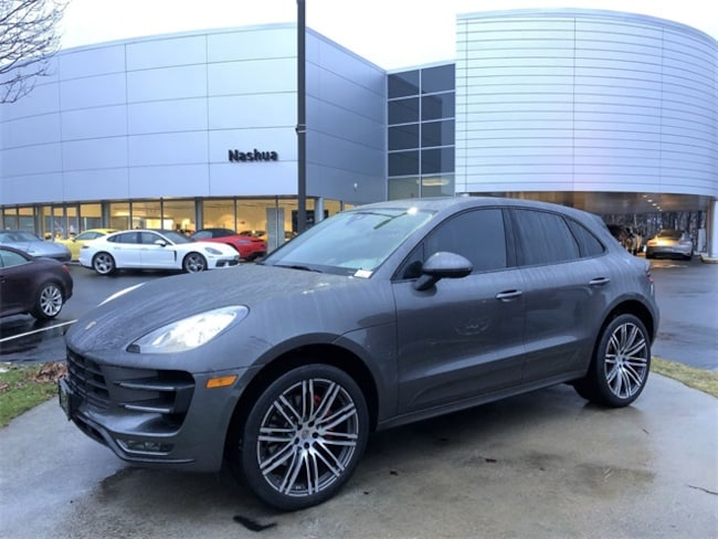 Certified 2016 Porsche Macan Turbo For Sale In New Hampshire
