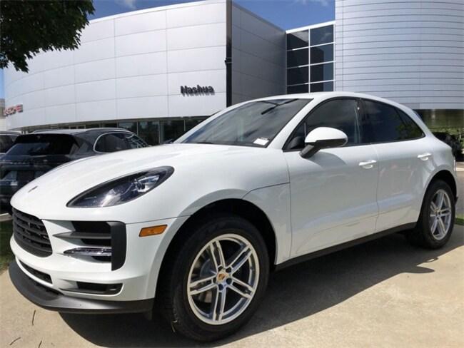 2019 Porsche Macan Base SUV