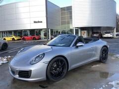 2019 Porsche 911 Carrera Cabriolet