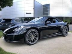 2019 Porsche 911 Carrera 4 Convertible