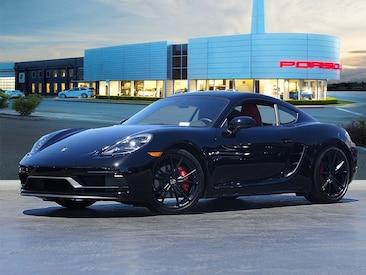 2018 Porsche 718 Cayman GTS Coupe