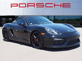 Certified 2016 Porsche Boxster 2dr Roadster Spyder Convertible WP0CC2A81GS152145 for sale in Chandler, AZ at Porsche Chandler