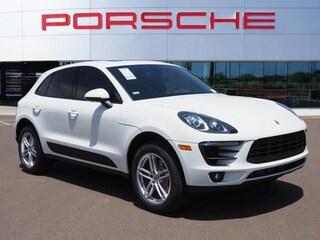 New 2018 Porsche Macan AWD Sport Utility WP1AA2A55JLB14128 for sale in Chandler, AZ at Porsche Chandler