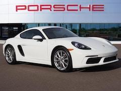 2018 Porsche 718 Cayman Coupe 2dr Car
