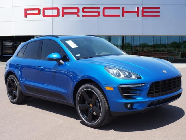 Certified Used 2018 Porsche Macan AWD Sport Utility For Sale in Chandler