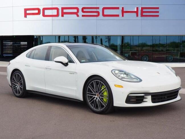 New 2018 Porsche Panamera E-Hybrid 4 E-Hybrid AWD 4dr Car For Sale in Chandler