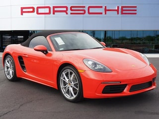New 2019 Porsche 718 Boxster Roadster Convertible WP0CA2A81KS210575 for sale in Chandler, AZ at Porsche Chandler
